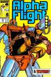 Alpha Flight #53 comic books for sale