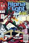 Alpha Flight #68 comic books - cover scans photos Alpha Flight #68 comic books - covers, picture gallery