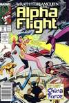 Alpha Flight #69 comic books for sale