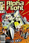 Alpha Flight #73 comic books - cover scans photos Alpha Flight #73 comic books - covers, picture gallery