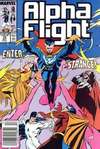 Alpha Flight #78 comic books - cover scans photos Alpha Flight #78 comic books - covers, picture gallery