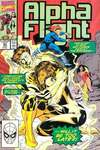 Alpha Flight #85 comic books - cover scans photos Alpha Flight #85 comic books - covers, picture gallery