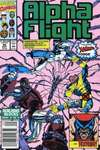 Alpha Flight #88 comic books - cover scans photos Alpha Flight #88 comic books - covers, picture gallery