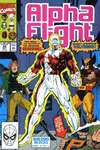 Alpha Flight #89 comic books - cover scans photos Alpha Flight #89 comic books - covers, picture gallery