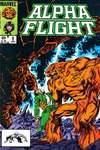 Alpha Flight #9 comic books - cover scans photos Alpha Flight #9 comic books - covers, picture gallery
