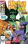 Alpha Flight #90 comic books - cover scans photos Alpha Flight #90 comic books - covers, picture gallery
