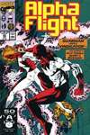 Alpha Flight #92 comic books - cover scans photos Alpha Flight #92 comic books - covers, picture gallery