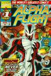 Alpha Flight #1 comic books - cover scans photos Alpha Flight #1 comic books - covers, picture gallery