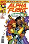 Alpha Flight #5 comic books for sale