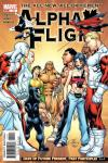 Alpha Flight #11 comic books for sale