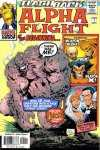 Alpha Flight: In the Beginning #1 comic books - cover scans photos Alpha Flight: In the Beginning #1 comic books - covers, picture gallery