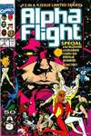 Alpha Flight Special #3 comic books for sale
