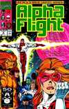 Alpha Flight Special #4 comic books - cover scans photos Alpha Flight Special #4 comic books - covers, picture gallery