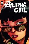 Alpha Girl comic books
