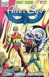 Alter Ego #1 Comic Books - Covers, Scans, Photos  in Alter Ego Comic Books - Covers, Scans, Gallery