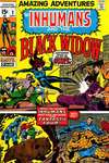 Amazing Adventures #2 Comic Books - Covers, Scans, Photos  in Amazing Adventures Comic Books - Covers, Scans, Gallery