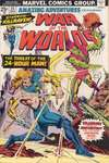Amazing Adventures #35 comic books - cover scans photos Amazing Adventures #35 comic books - covers, picture gallery