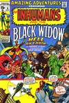 Amazing Adventures #6 Comic Books - Covers, Scans, Photos  in Amazing Adventures Comic Books - Covers, Scans, Gallery