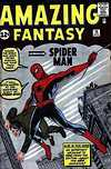 Amazing Fantasy comic books
