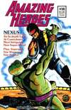 Amazing Heroes #18 Comic Books - Covers, Scans, Photos  in Amazing Heroes Comic Books - Covers, Scans, Gallery