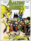 Amazing Heroes #3 Comic Books - Covers, Scans, Photos  in Amazing Heroes Comic Books - Covers, Scans, Gallery