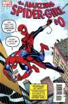Amazing Spider-Girl #0 comic books - cover scans photos Amazing Spider-Girl #0 comic books - covers, picture gallery