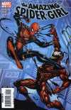 Amazing Spider-Girl #12 comic books - cover scans photos Amazing Spider-Girl #12 comic books - covers, picture gallery
