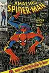 Amazing Spider-Man #100 comic books - cover scans photos Amazing Spider-Man #100 comic books - covers, picture gallery