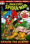 Amazing Spider-Man #104 comic books - cover scans photos Amazing Spider-Man #104 comic books - covers, picture gallery