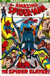 Amazing Spider-Man #105 comic books - cover scans photos Amazing Spider-Man #105 comic books - covers, picture gallery