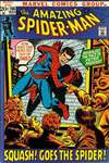 Amazing Spider-Man #106 comic books - cover scans photos Amazing Spider-Man #106 comic books - covers, picture gallery
