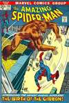 Amazing Spider-Man #110 comic books - cover scans photos Amazing Spider-Man #110 comic books - covers, picture gallery
