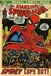 Amazing Spider-Man #112 comic books - cover scans photos Amazing Spider-Man #112 comic books - covers, picture gallery