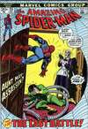 Amazing Spider-Man #115 comic books - cover scans photos Amazing Spider-Man #115 comic books - covers, picture gallery