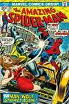 Amazing Spider-Man #125 comic books - cover scans photos Amazing Spider-Man #125 comic books - covers, picture gallery