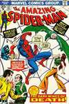 Amazing Spider-Man #127 comic books - cover scans photos Amazing Spider-Man #127 comic books - covers, picture gallery