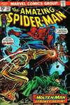 Amazing Spider-Man #132 comic books - cover scans photos Amazing Spider-Man #132 comic books - covers, picture gallery