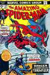 Amazing Spider-Man #134 comic books - cover scans photos Amazing Spider-Man #134 comic books - covers, picture gallery
