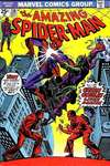 Amazing Spider-Man #136 comic books - cover scans photos Amazing Spider-Man #136 comic books - covers, picture gallery