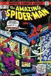 Amazing Spider-Man #137 comic books - cover scans photos Amazing Spider-Man #137 comic books - covers, picture gallery