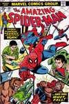 Amazing Spider-Man #140 comic books - cover scans photos Amazing Spider-Man #140 comic books - covers, picture gallery