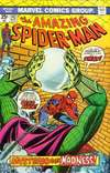 Amazing Spider-Man #142 comic books - cover scans photos Amazing Spider-Man #142 comic books - covers, picture gallery