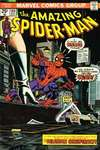 Amazing Spider-Man #144 comic books - cover scans photos Amazing Spider-Man #144 comic books - covers, picture gallery