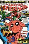 Amazing Spider-Man #150 comic books - cover scans photos Amazing Spider-Man #150 comic books - covers, picture gallery