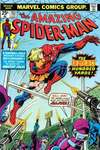 Amazing Spider-Man #153 comic books - cover scans photos Amazing Spider-Man #153 comic books - covers, picture gallery