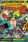 Amazing Spider-Man #155 comic books - cover scans photos Amazing Spider-Man #155 comic books - covers, picture gallery
