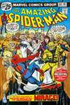 Amazing Spider-Man #156 comic books - cover scans photos Amazing Spider-Man #156 comic books - covers, picture gallery