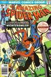 Amazing Spider-Man #161 comic books - cover scans photos Amazing Spider-Man #161 comic books - covers, picture gallery