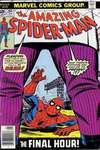 Amazing Spider-Man #164 comic books - cover scans photos Amazing Spider-Man #164 comic books - covers, picture gallery