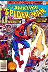 Amazing Spider-Man #167 comic books - cover scans photos Amazing Spider-Man #167 comic books - covers, picture gallery